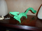 Origami Dragon Mark III 004